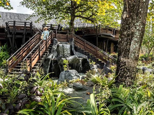 Le Vanille Restaurant Le Taha'a Island Resort & Spa