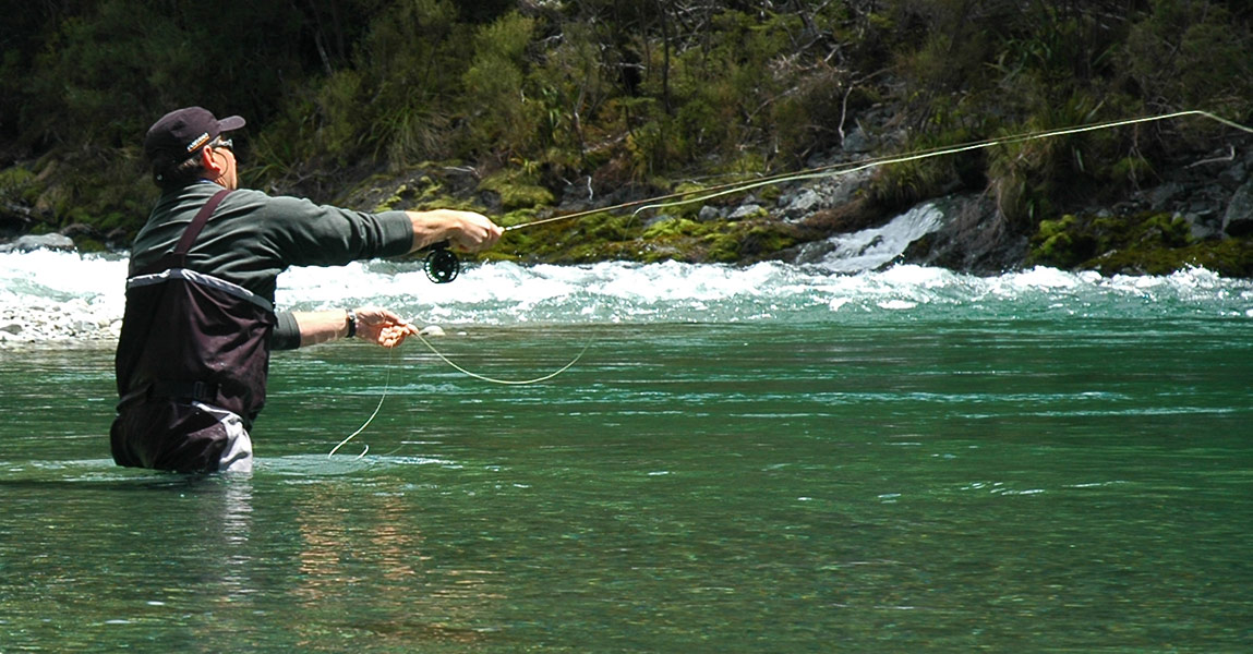 Luxury Wilderness Camping - Flyfish Taupo - Taupo Package