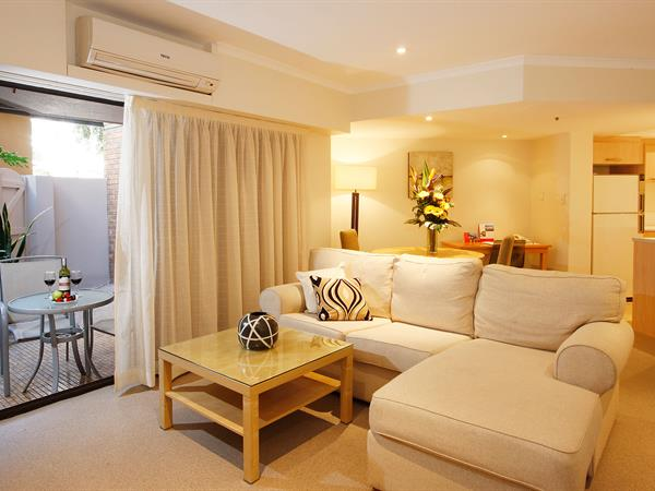 Deluxe Studio Apartment