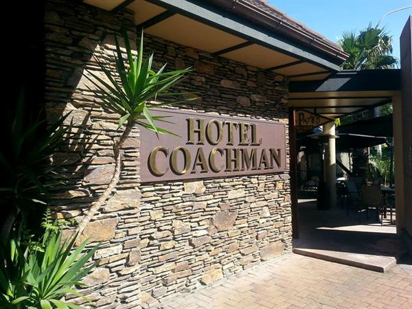 Palmerston North's Hotel Coachman Joins Distinction Hotels Group