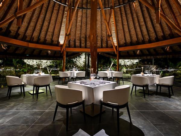 Poerava Gourmet Restaurant Le Bora Bora by Pearl Resorts