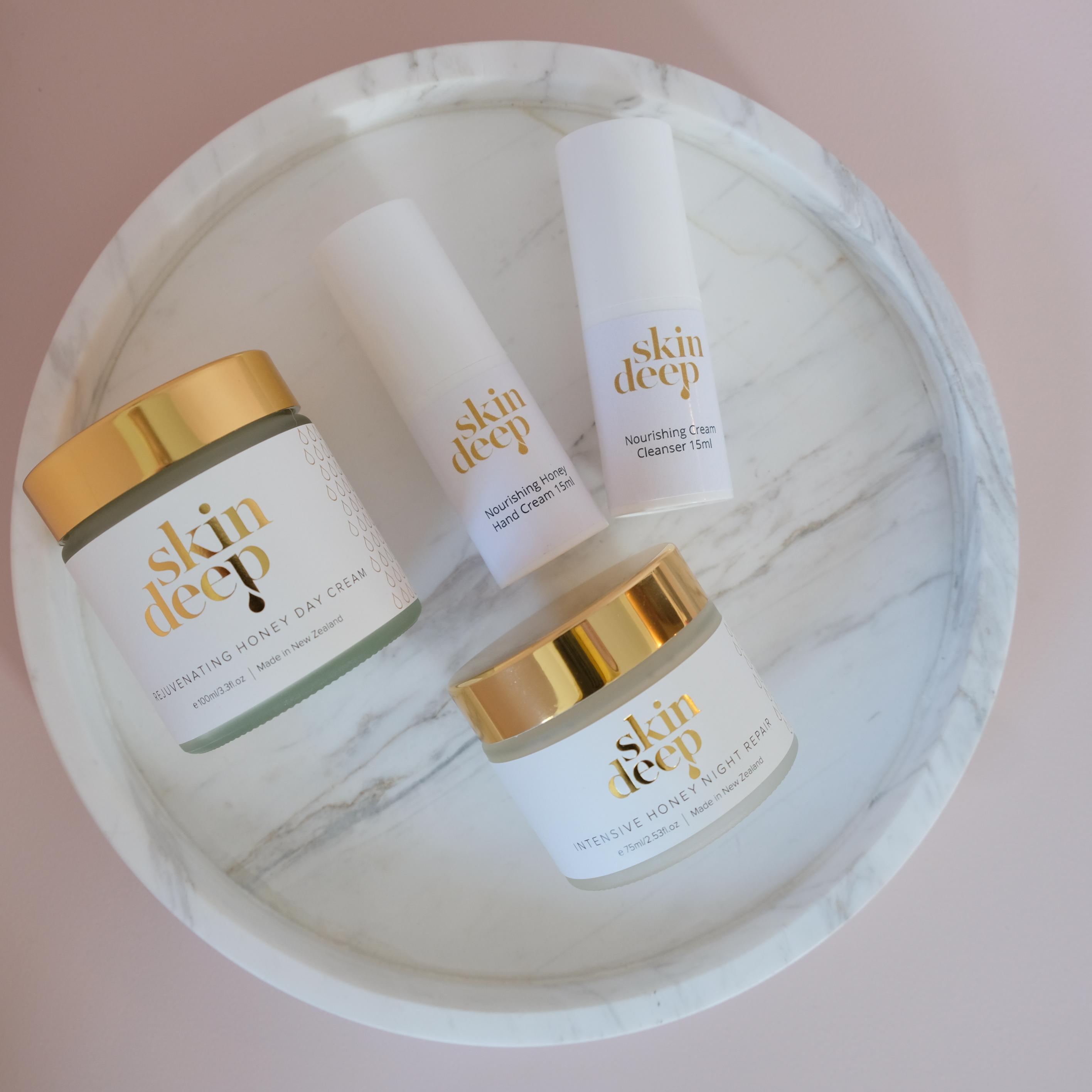 Skin Deep Essentials Gift Set