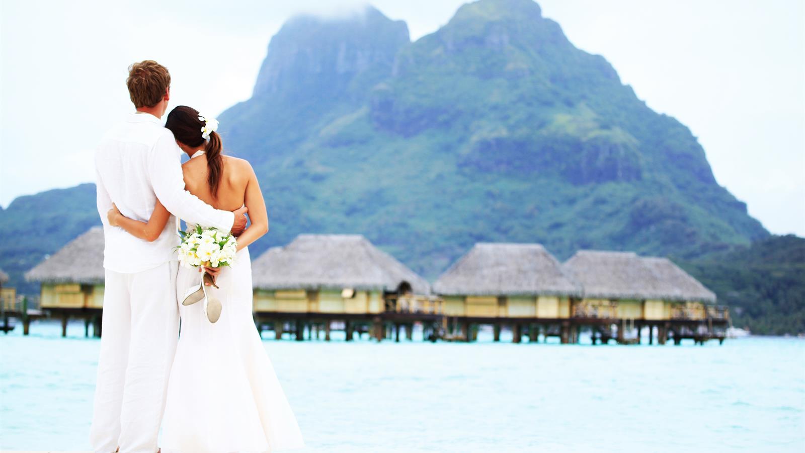 Tahiti Weddings | Romantic Vacations | Bora Bora | French Polynesia ...
