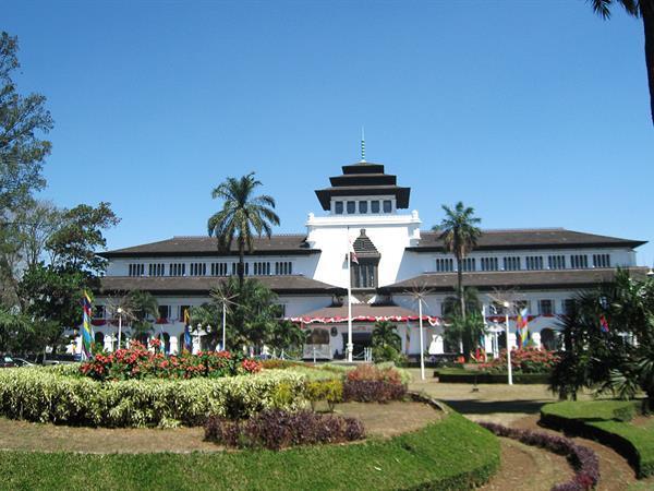 Gedung Sate Zest Sukajadi Bandung