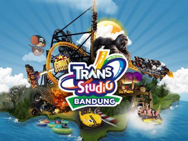 Trans Studio Theme Park Zest Sukajadi Bandung