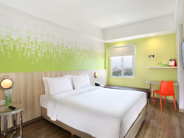 Kamar Zest Queen Zest Hotel Sukajadi Bandung