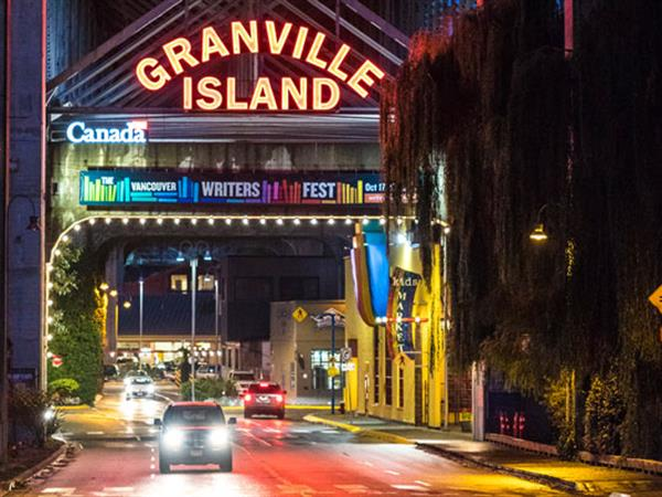 Explore Granville Island