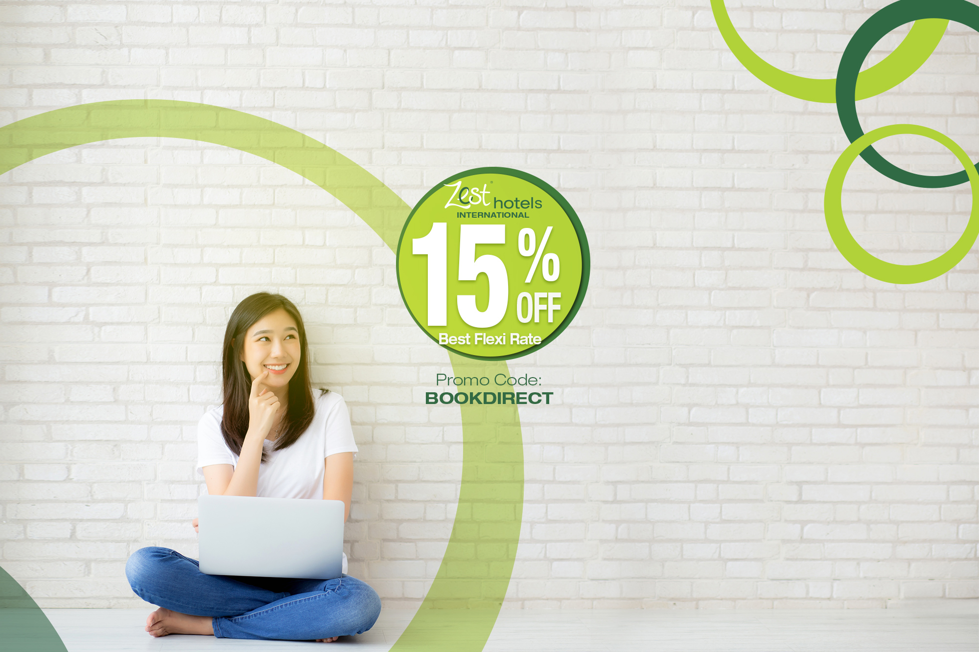 Book Now and Save an Additional 15%!