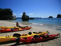 Cathedral Cove Kayak