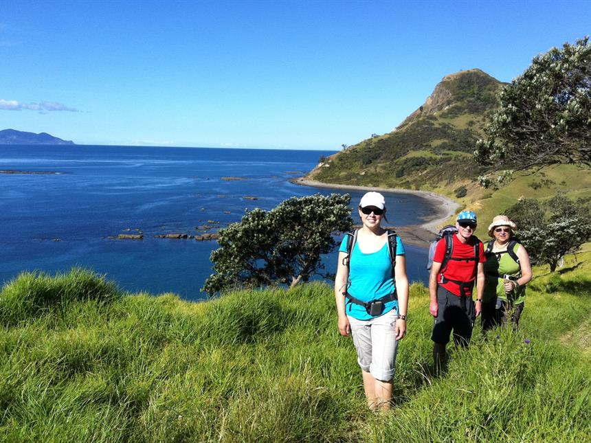 Coromandel Ultimate Walks 4 Day Package