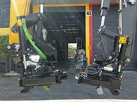 Innovation with the Steelwrist tiltrotator Doherty Engineered Attachments Ltd