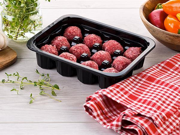 Recyclable C-PET Food Trays Contour Packaging