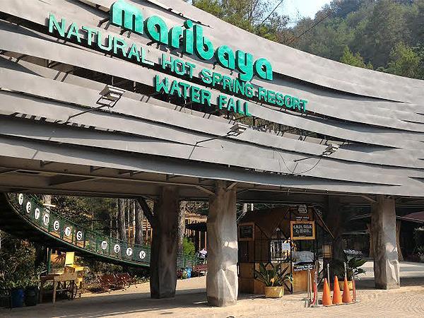 Curug Maribaya Zest Sukajadi Bandung