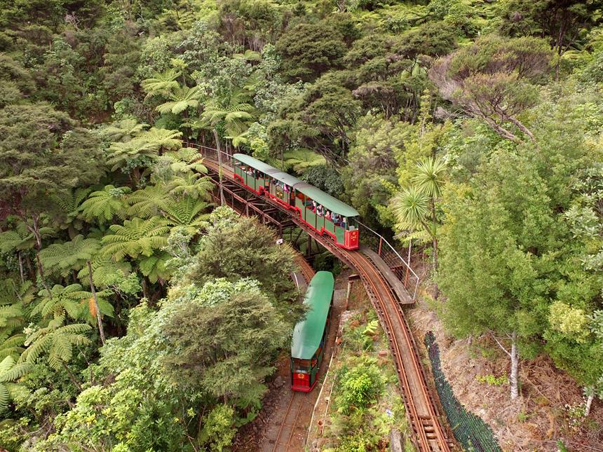 Driving Creek Railway Explorer