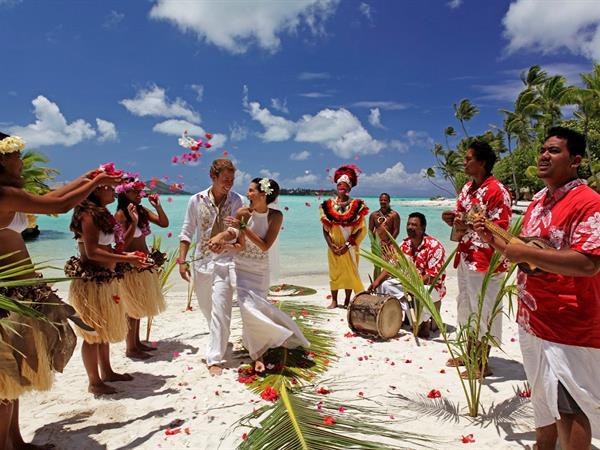 Mariages Légaux Bora Bora Pearl Beach Resort & Spa