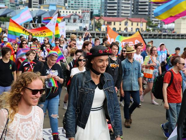 Wellington Pride Festival | Tū Whakahīhī e Te Whanganui-ā-Tara ILGA World Conference 2019