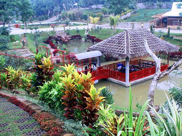 The Le Hu Garden