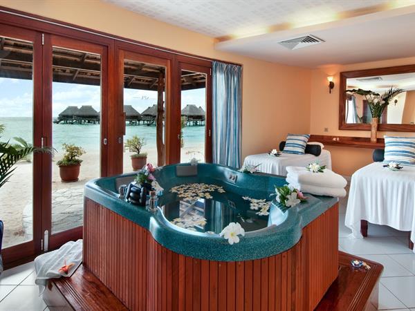 Moorea Lagoon Spa: Hilton Moorea Lagoon Resort & Spa