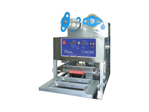 END-900L Semi-automatic Tray Sealer Contour Packaging