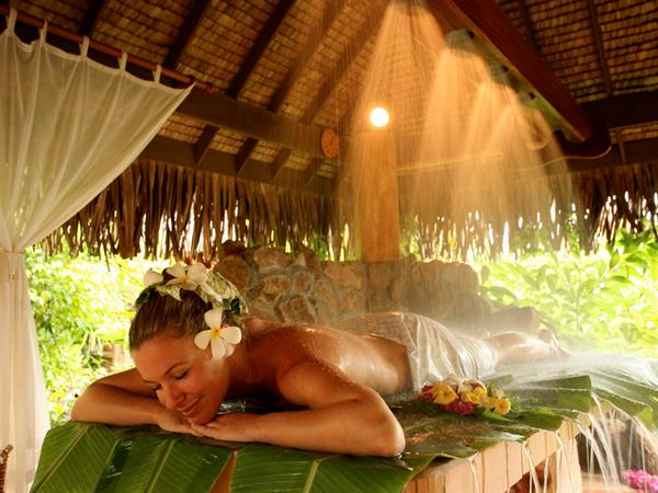 Helene Spa:  InterContinental Resort & Spa Moorea