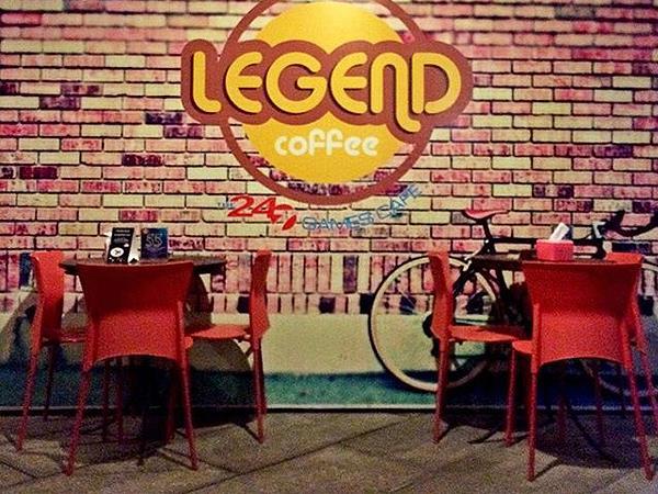 Legend Coffee Jogja Zest Yogyakarta
