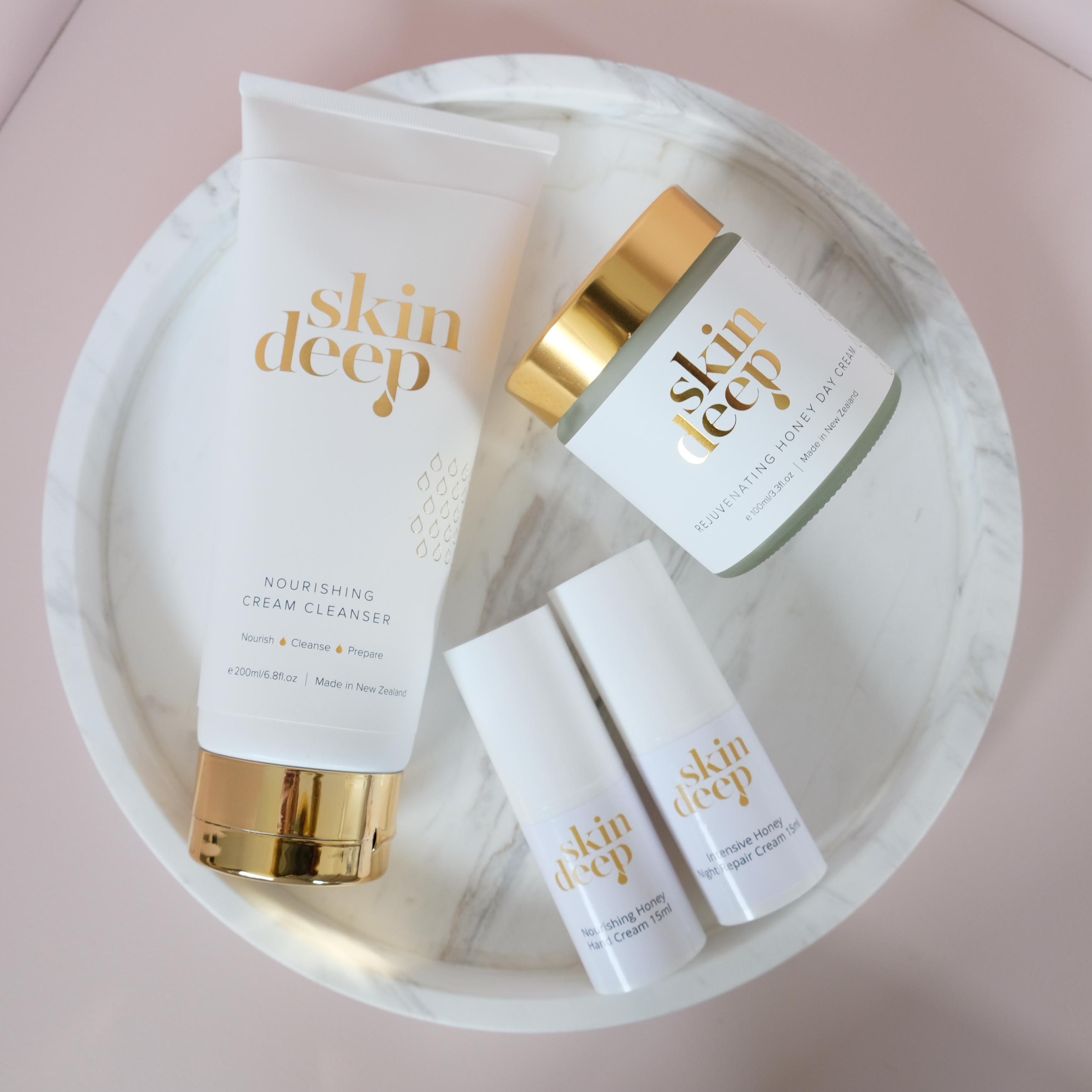 Skin Deep Nourishing Gift Set