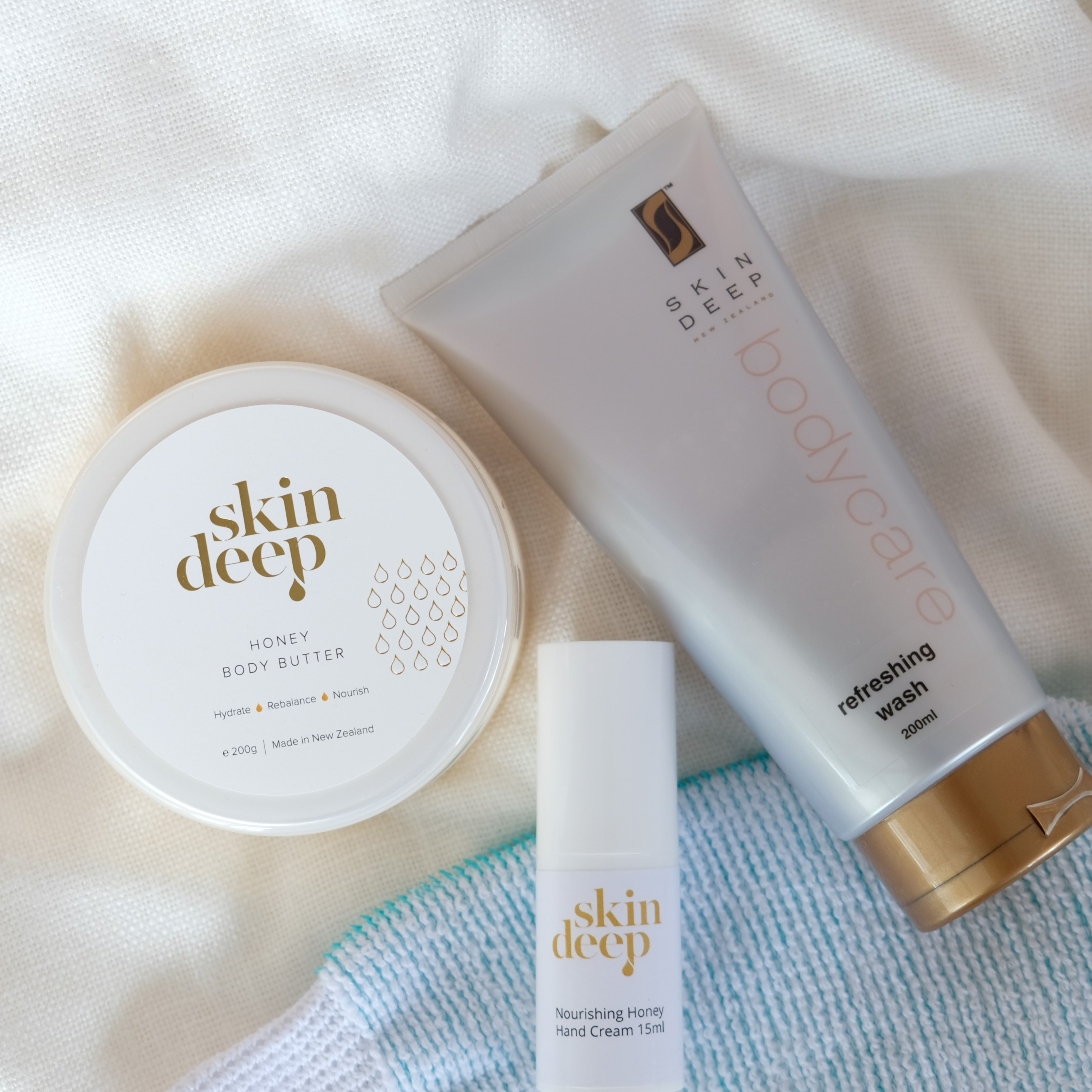 Skin Deep Body Nourishing Gift Set