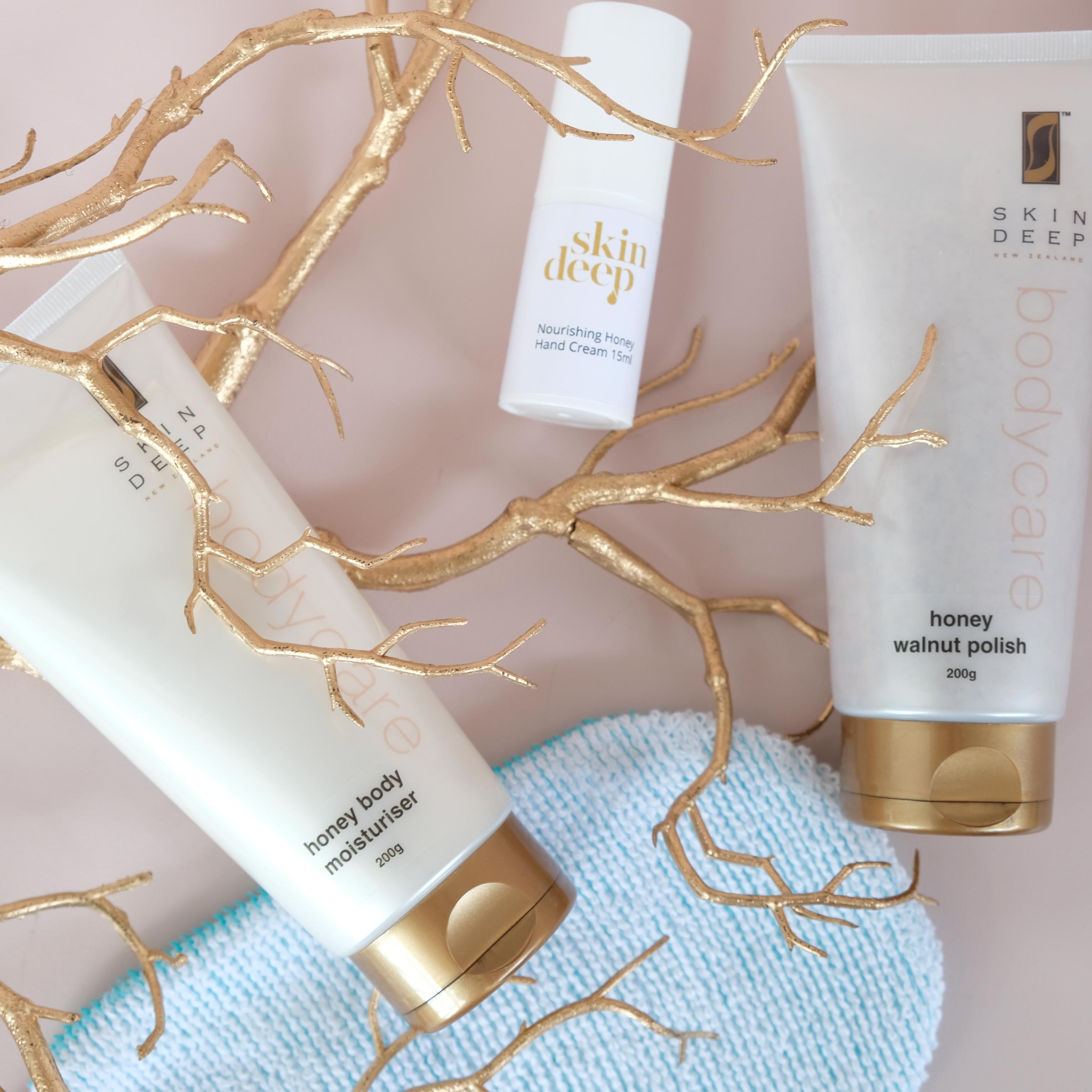 Skin Deep Ultimate Body Care Gift Set