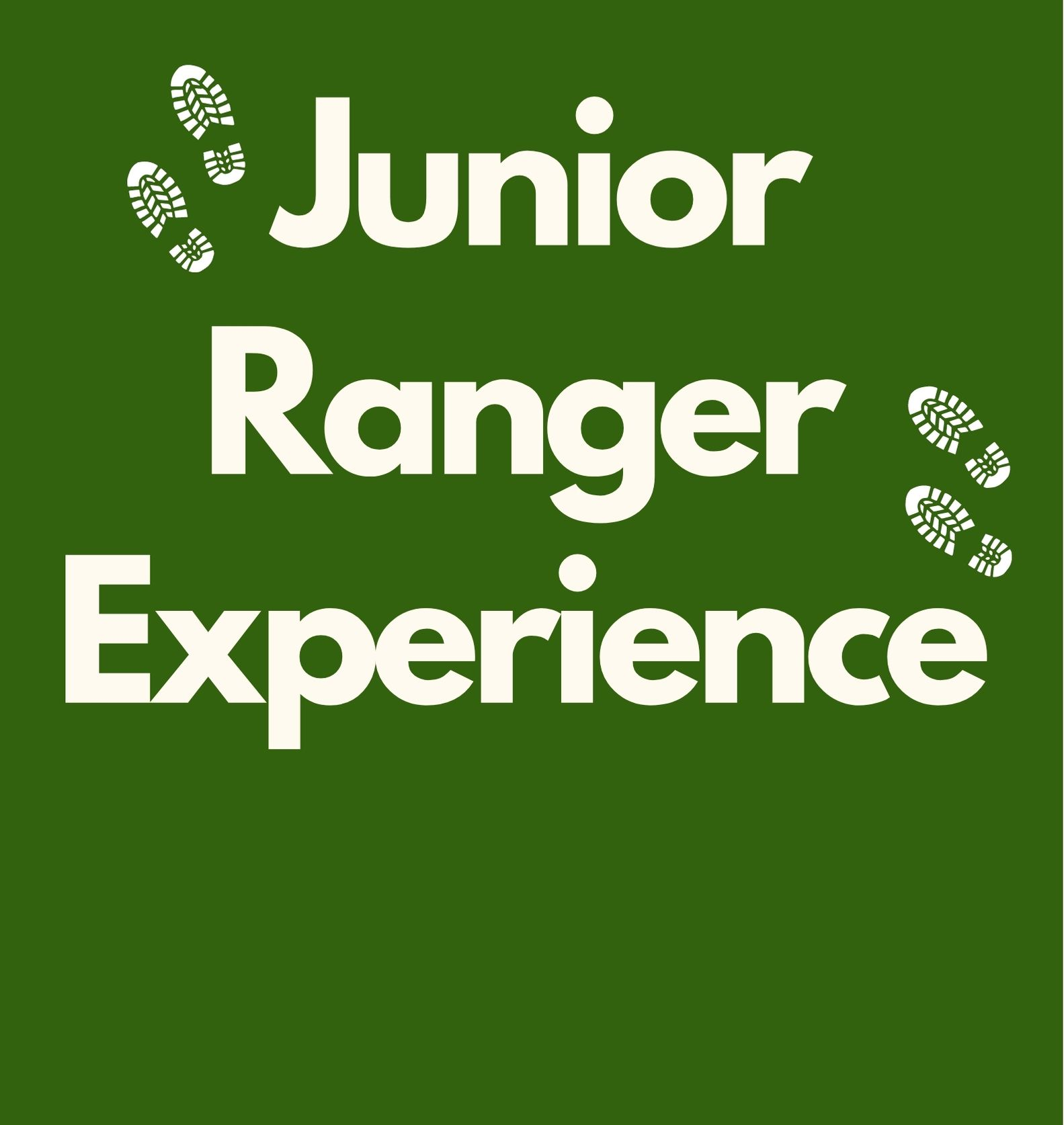 Junior Ranger Experience