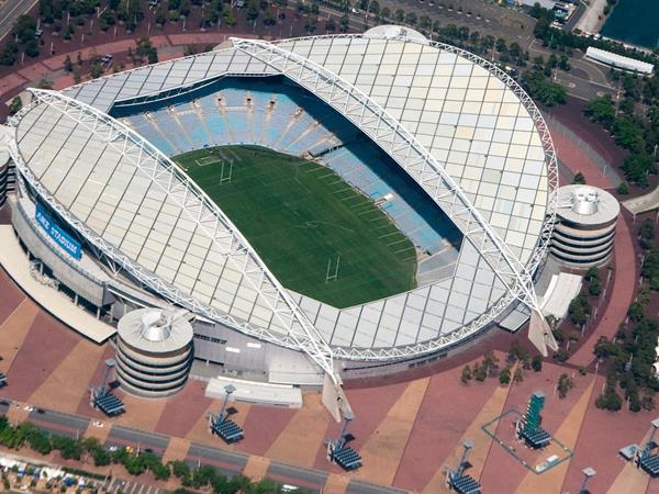 Olympic Stadium (Telstra Stadium) The York Sydney by Swiss-Belhotel, Sydney CBD
