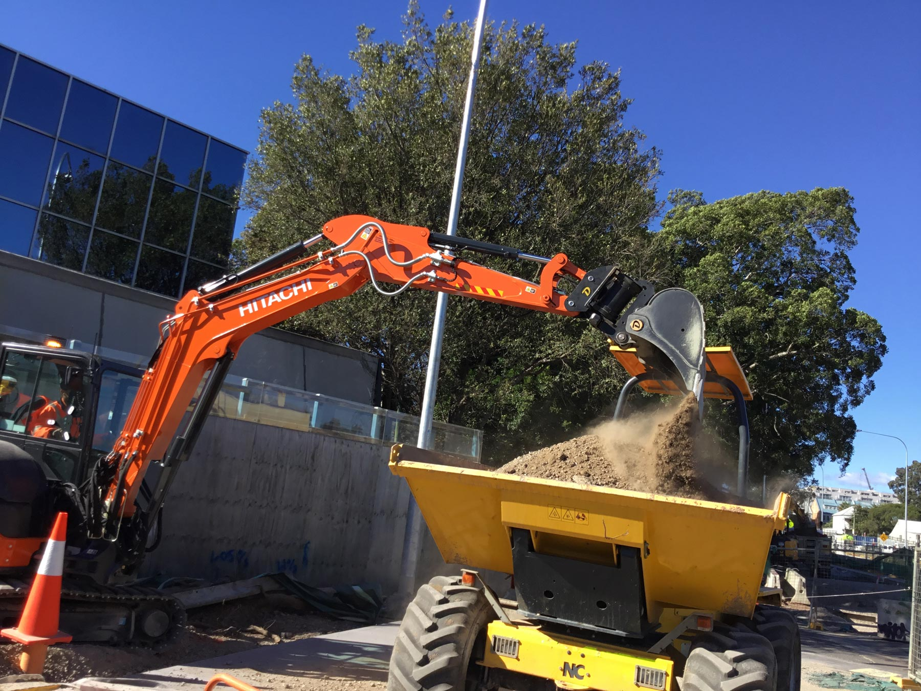 Safety Focus Builds Growth for Civil Works Contractor