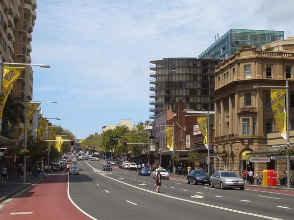 Oxford Street (Shopping and Nightclubs)