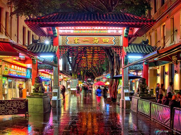 China Town