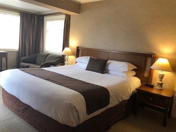 Superior Motel Room Distinction Coachman Hotel Palmerston North