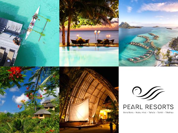 Offre Rêve des îles Bora Bora Pearl Beach Resort & Spa