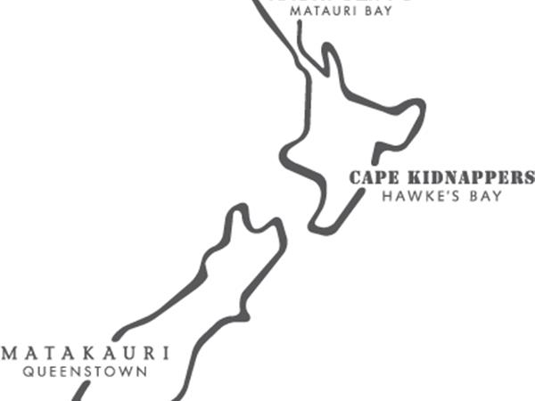 News from Kauri Cliffs, Cape Kidnappers & Matakauri