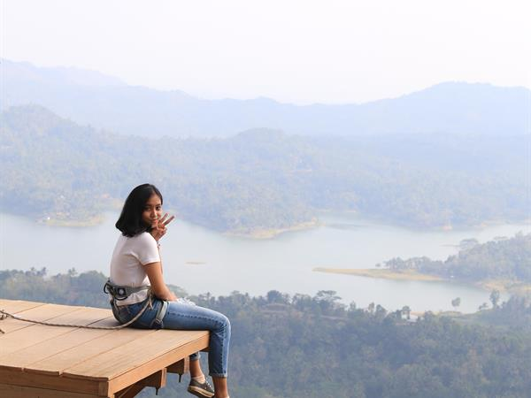 Kalibiru National Park Yogyakarta Zest Hotel Yogyakarta