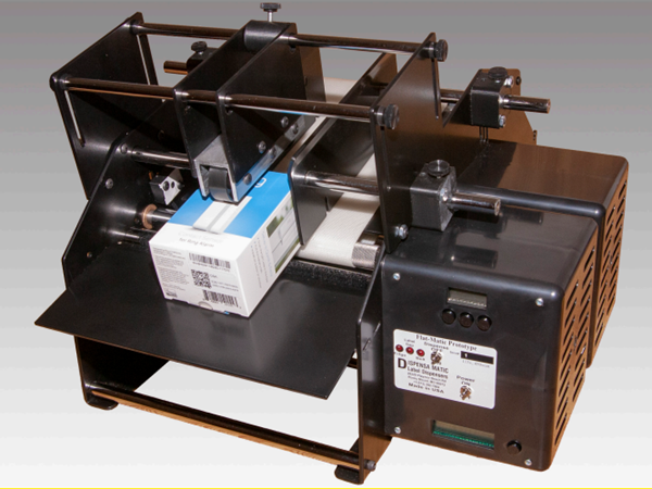 Flat-Matic Automatic Labeling Machine Contour Packaging