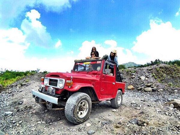 Lava Tour Merapi Swiss-Belboutique Yogyakarta