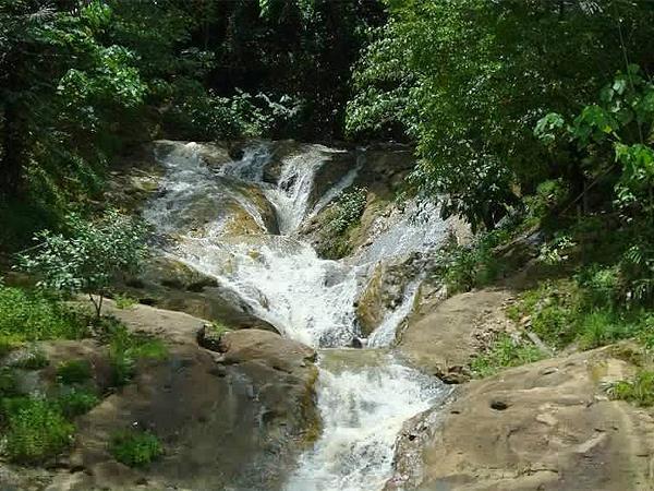Pinang Seribu Waterfall Swiss-Belhotel Borneo Samarinda
