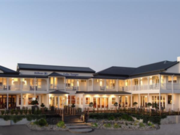 Hilton Lake Taupo Unveils Plans For New-Look Conference & Events Spaces