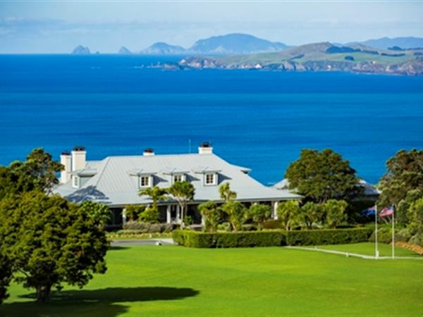 Stop Press - The Lodge at Kauri Cliffs has been named the #1 Resort in Australia and New Zealand