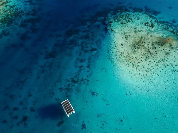 Prix de la meilleure innovation remis à l'Okeanos Pearl Bora Bora Pearl Beach Resort & Spa