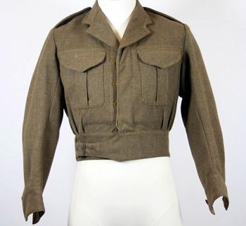 Battle Jacket HC32