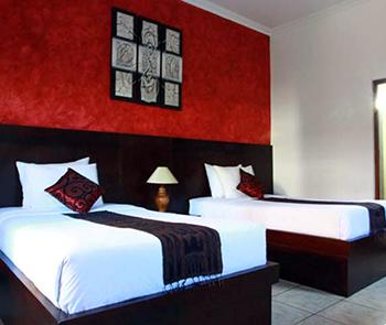 Garden View Room Puri Sading Hotel