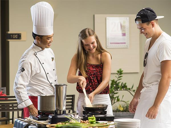 Cooking Classes and Traditional Market Tour at Swiss-Belinn Legian