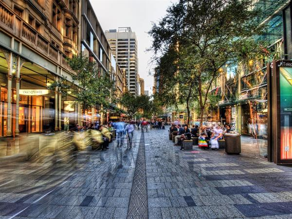 Pitt Street Mall