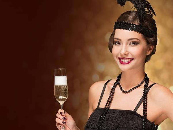 A Great Gatsby Christmas Entertainment & Buffet Dinner