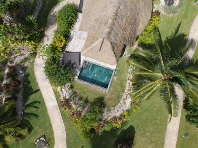 Bungalows Premium Jardin Hôtel Maitai Lapita Village Huahine