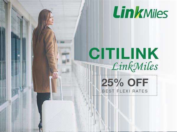 Promo Green Pass Citilink